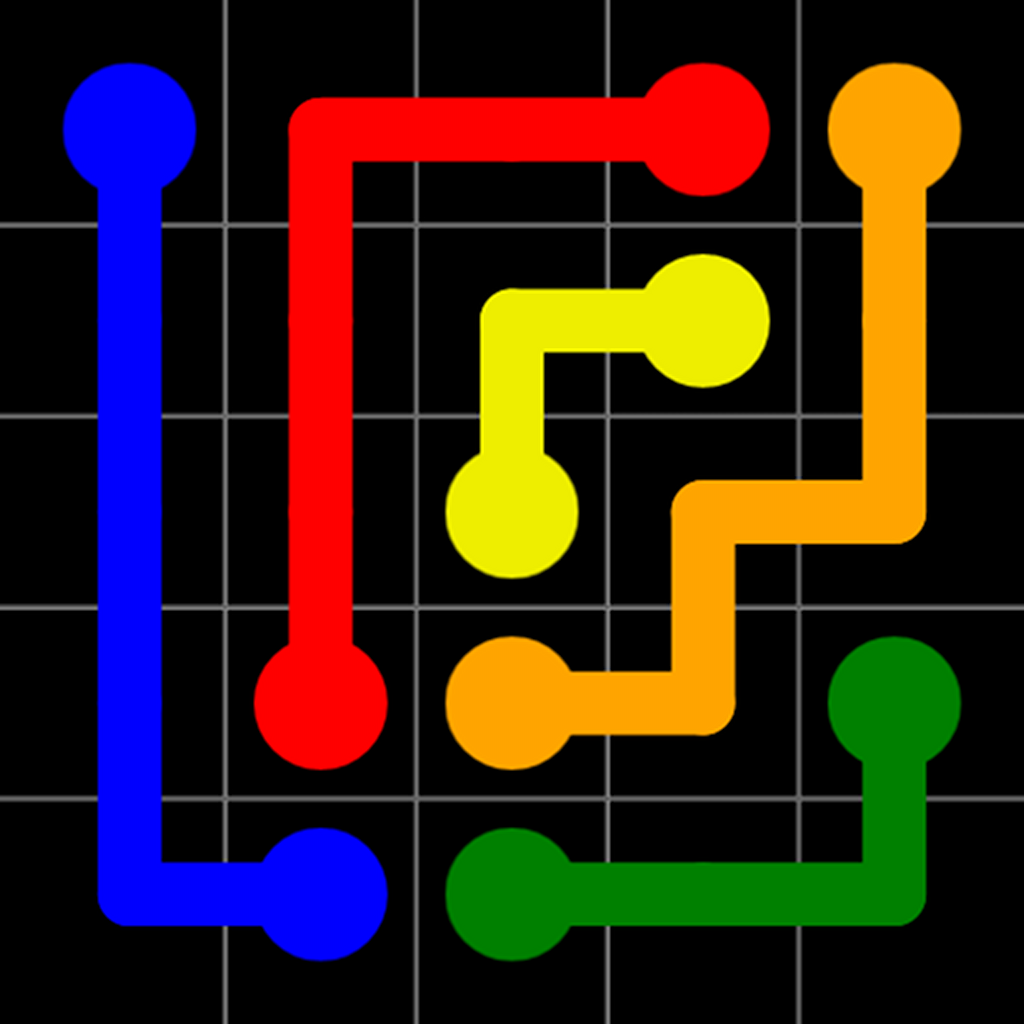 Flow free casual games for Android Phone